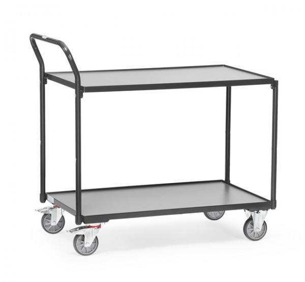 """fetra® 2742/7016  Tischwagen """"Grey Edition"""""""