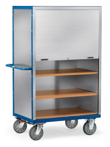 fetra® 5692 Schrankwagen Alu mit Rolladen - abschließbar