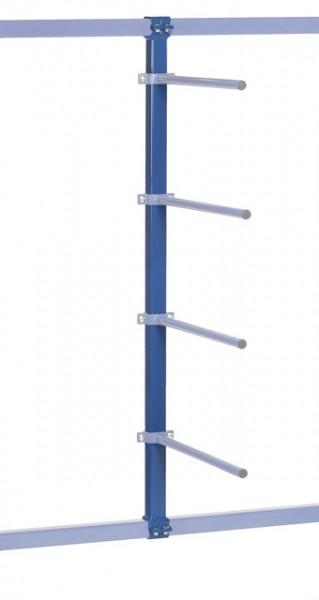 fetra® E4614MP Außenpfosten für Tragarmwagen