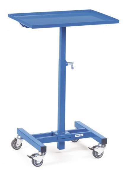 fetra® 3270 Materialständer - höhenverstellbar und fahrbar