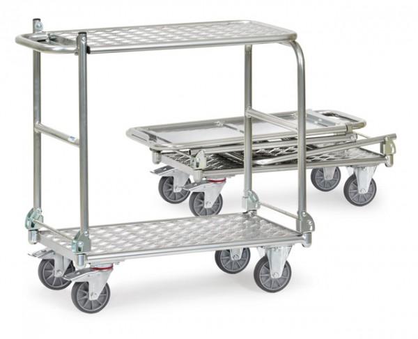 fetra® Alu-Klapptischwagen 1181