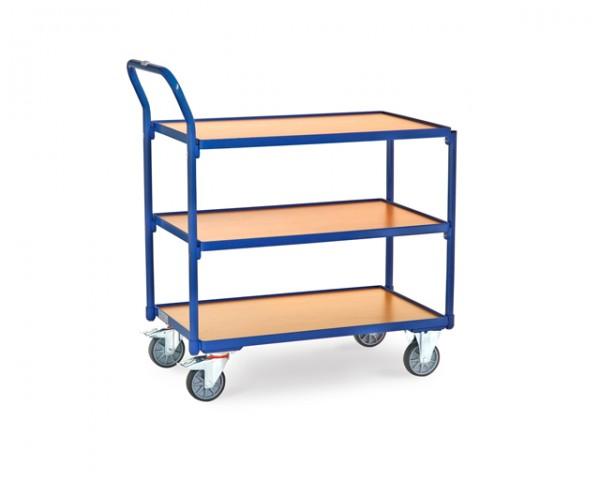 fetra® 2740 Tischwagen - 3 Etagen