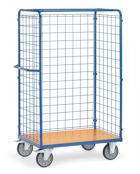 fetra® 8583-1 Paketwagen mit Gitterwänden - Höhe 1800mm