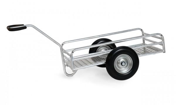 fetra® 6105PU Outdoor-Handwagen - PU-Bereifung - pannensicher