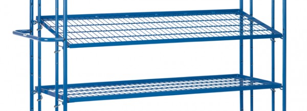 fetra® E4495ET Einhängbarer Etagenboden 1250 x 610mm