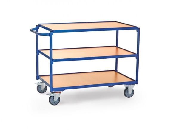 fetra® 2952 Tischwagen - 3 Etagen