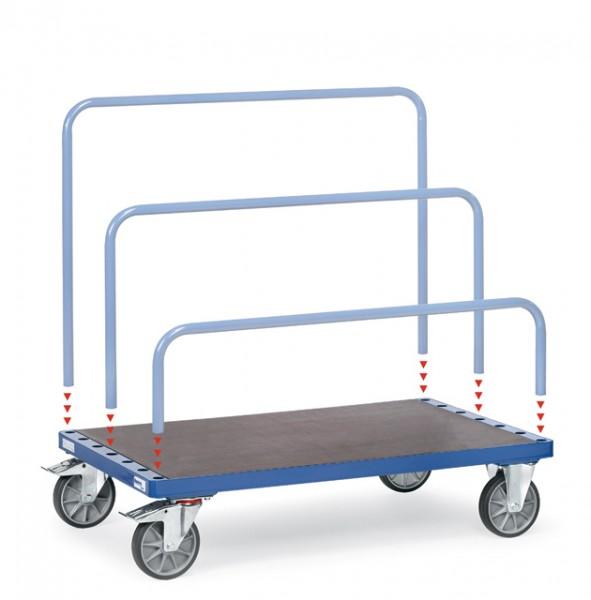 fetra® 4465 Plattenwagen - optional mit Bügel