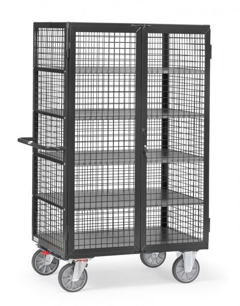 "fetra® 5392/7016 Gitterwagen ""Grey Edition"""