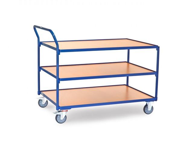fetra® 2756 Tischwagen - 3 Etagen