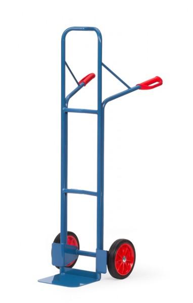 fetra® B1327V Stapelkarre - 300kg - Vollgummi-Bereifung