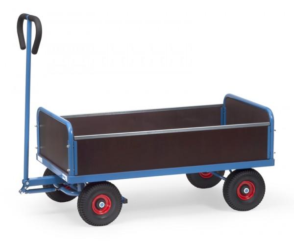 fetra® 4051V Handwagen mit Vollgummi-Bereifung