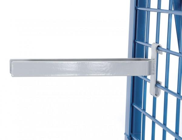 fetra® 1305 Gabelträger - Länge 300 mm - Lichte Weite 50mm - Tragkraft 25 kg