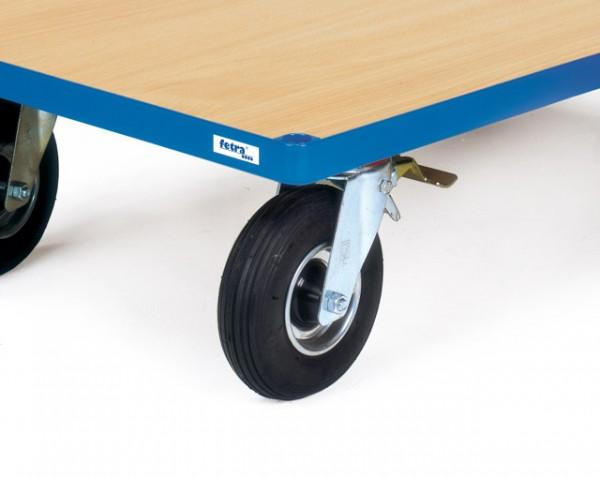 Räder mit Luftbereifung (max. 400 kg Tragkraft)