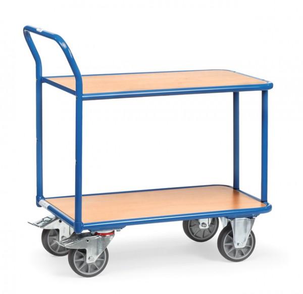 fetra® Tischwagen 2600 - 2 Etagen